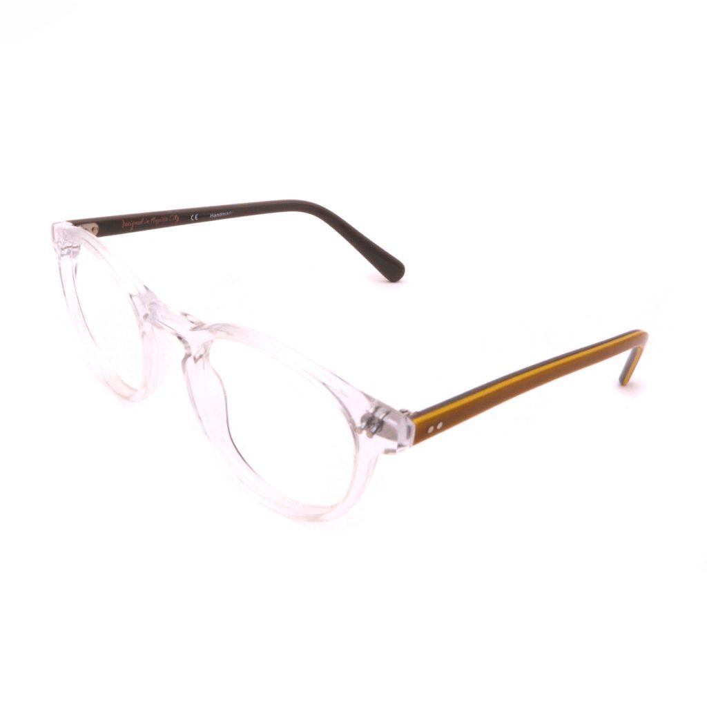 Benito-Cristal-Optico-Tres-Cuartos - District Eyewear